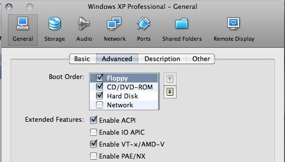 「xVM VirtualBox 2.1」、Mac OS X版における「Intel VT-x」のサポート